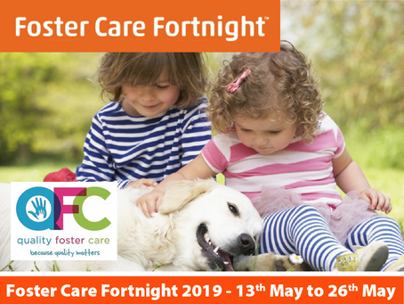 Foster Care Fortnight 13 -26 May