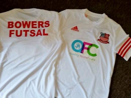 Futsal Sponsor!
