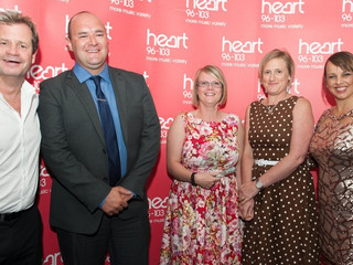Heart FM - Essex Heroes Award
