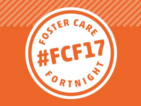 Bring and Buy Sale for Foster Care Fortnight!