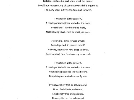 Taylor's Poem