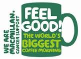 Macmillan Coffee Morning Fundraiser