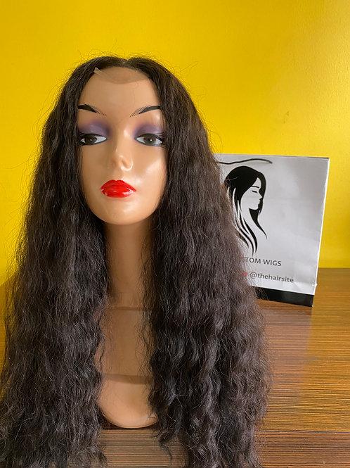 Zara Curls Closure Wig