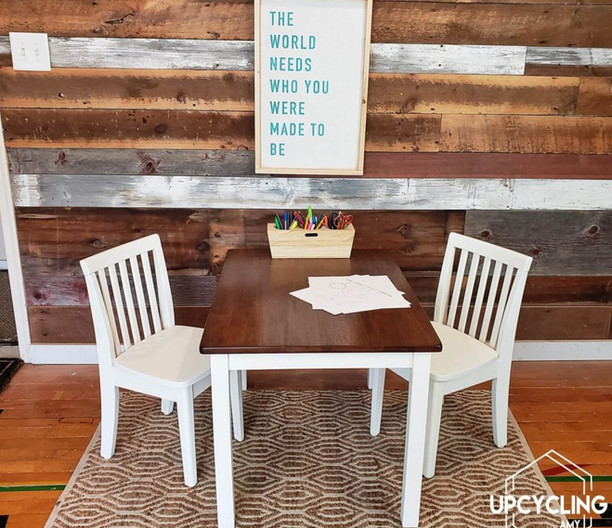 Kid's Table Refinish
