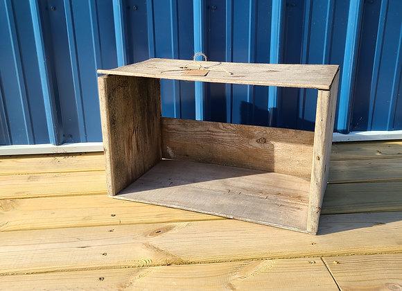 Shabby Chic Wood Box