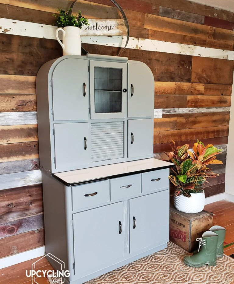 Heirloom Hoosier Cabinet