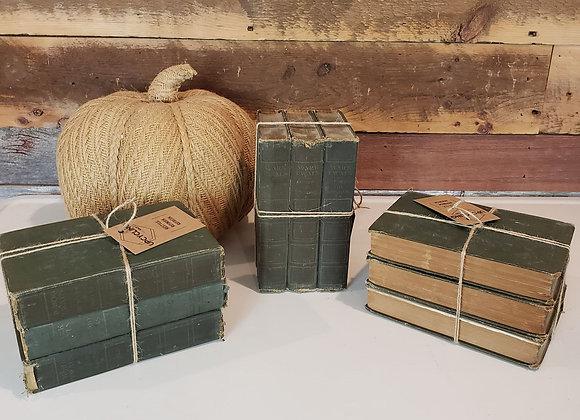 VINTAGE BOOK BUNDLES (Set of 3)