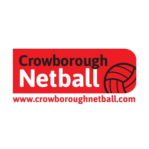 Logo for Crowborough Netball
