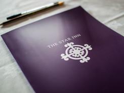 Corporate Folder for The Star Inn in Alfriston