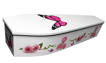 RA-Brooks-Coffins-Roses-with-Butterlies.