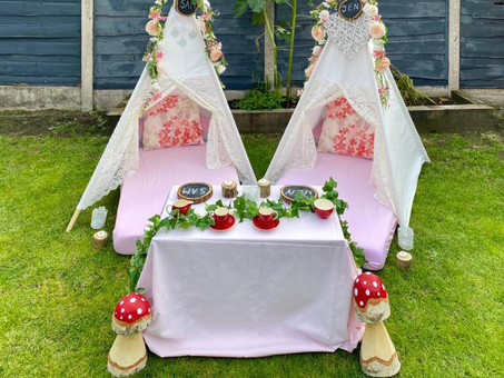 Enchanted Forest Sleepover and Day Hire