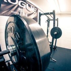 Location photography for Strong Life Gym Crowborough