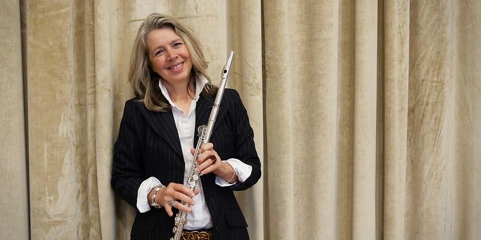 Flute Masterclass and Q & A with Karen Jones