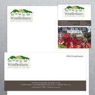 Windlesham Manor stationery