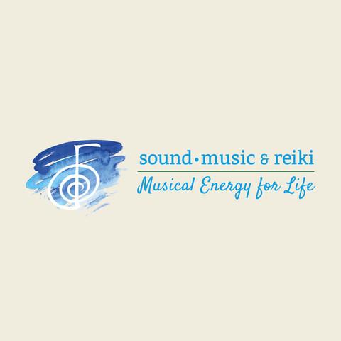 Logo for Sound, Music and Reiki