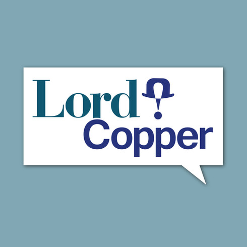 Logo for Lord Copper Logo