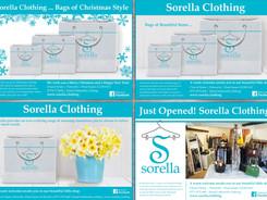 Advertising for Sorella Clothing Petworth