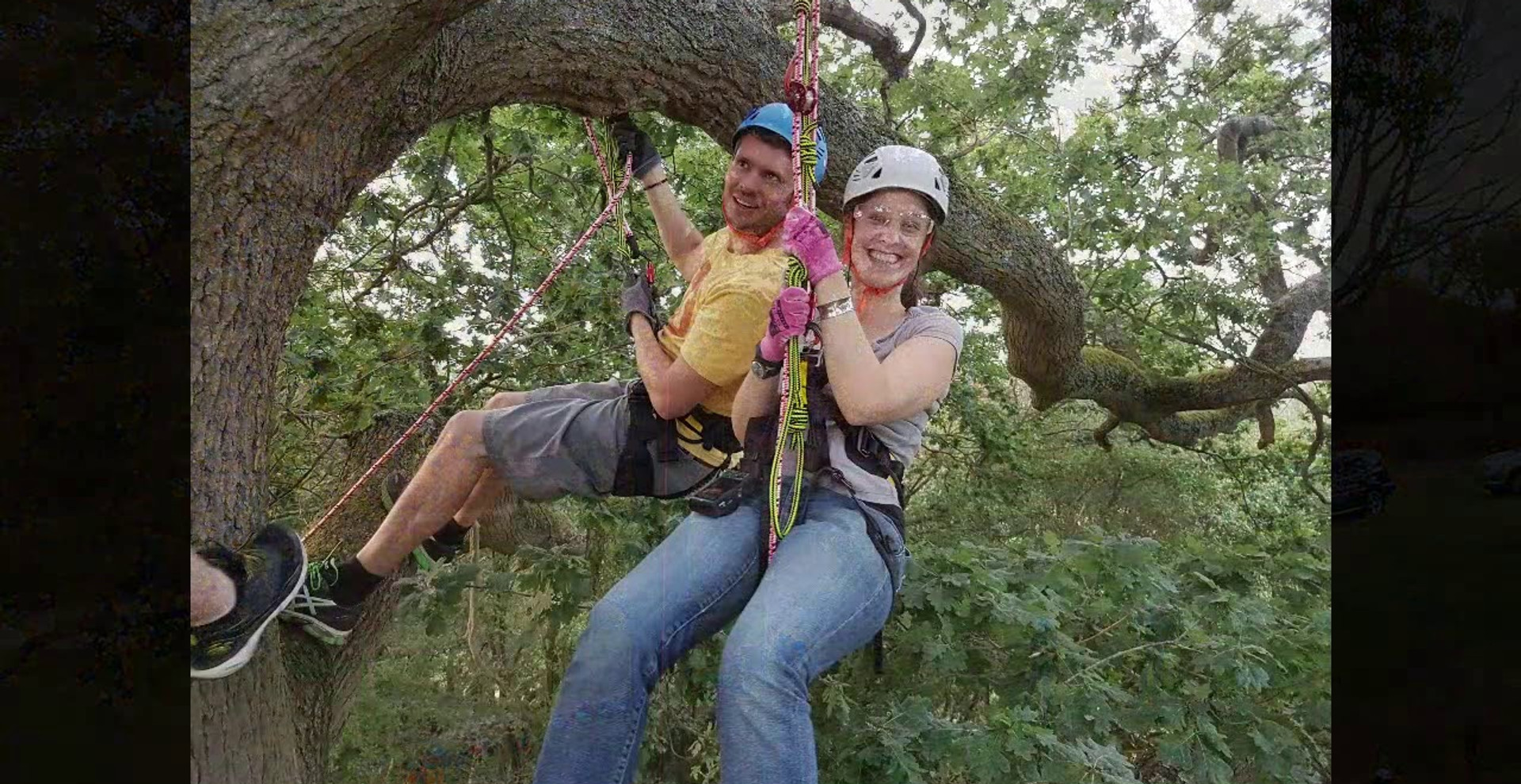 Canopy Tree Climbing Promo Video