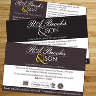 R.A. Brooks and Son Rebranding