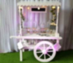 sussex-discos-wedding-extras-candy-cart.