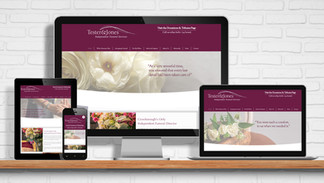 Website for Tester and Jones Funeral Services