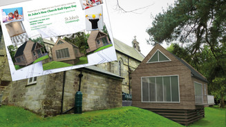 Building Renders for St Johns Church