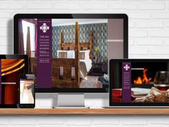 Website for The Star Inn in Alfriston
