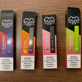 A new vape with hazy origins takes JUUL's place