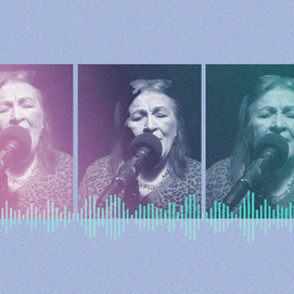 The 61-year-old queen of quarantine karaoke won't stop singing from her living room