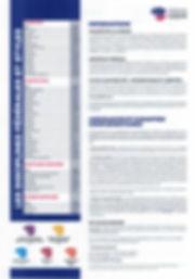 Informations sur la licence de karate