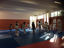 pedagogie enfant karate club shotokan de corse