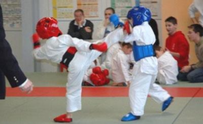 randori karate enfants