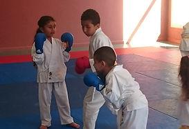 karate enfant bastia s'amuser avant tout