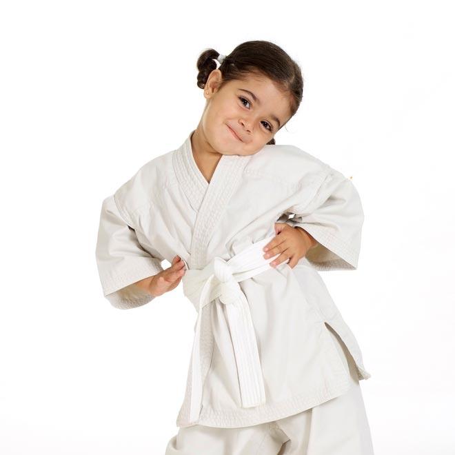 bien etre le karate