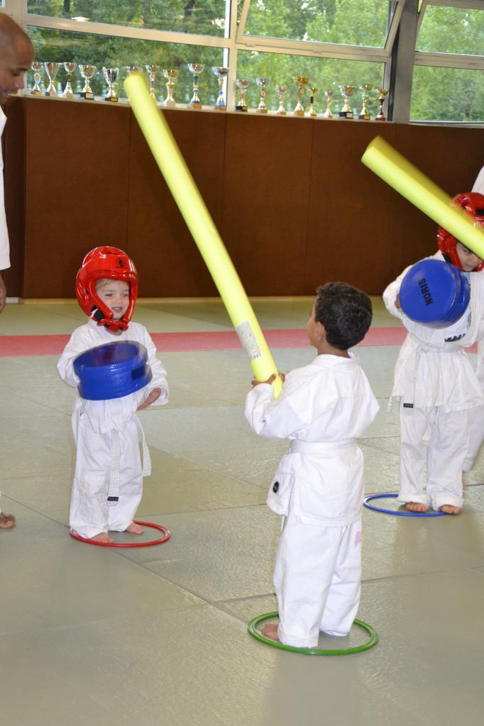 pedagogie enfant karate
