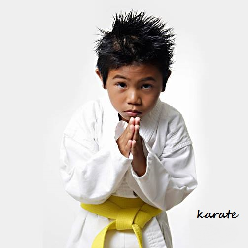 Karaté Technique, karate kata, karate sportif