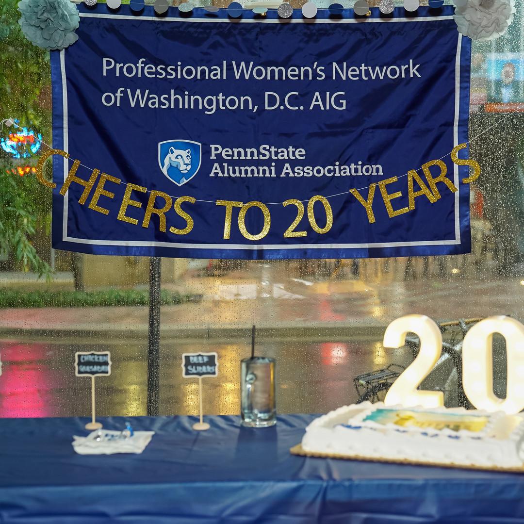 Celebrating a Milestone - 20 Years!