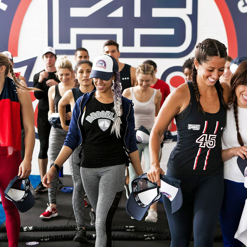 Come sweat it out with Penn State Professional Women's Network (PSPWN)!