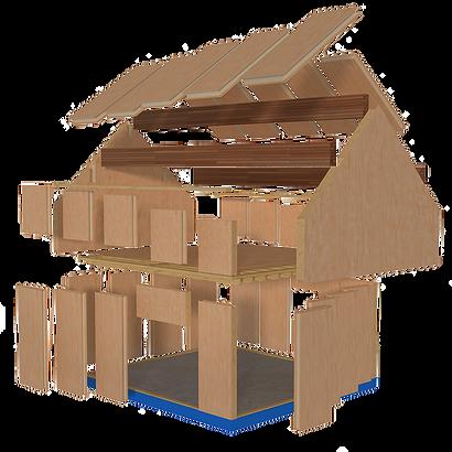 SIP house diagram