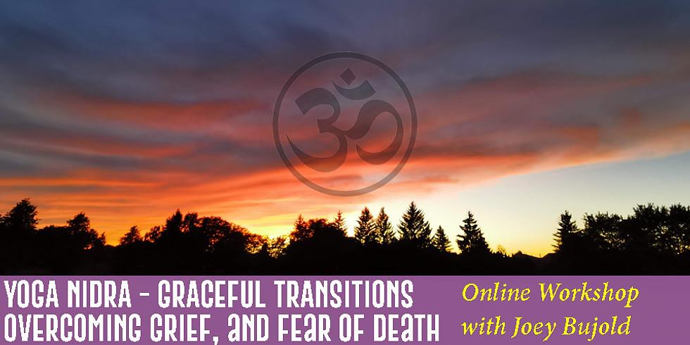 Yoga Nidrā (Online) - Graceful Transitions - October 5th