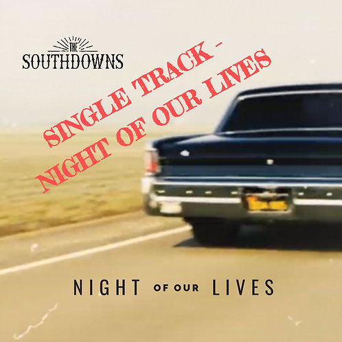 Night Of Our Lives (The Southdowns - Night our Our Lives EP) - mp3 Audio Track