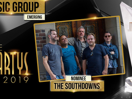 The Southdowns Are Nominated for a 2019 Marty Award
