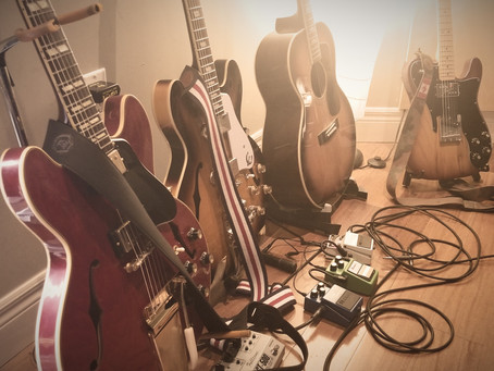 Pre-Production on New Southdowns Music Completed, New EP on the Way!