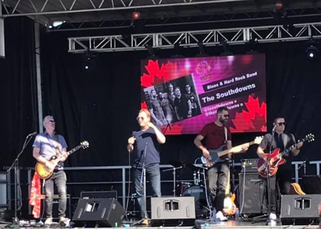 Live at Canada Day Together Festival, 2019