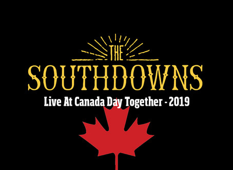 Listen to Two Tracks from The Southdowns' Canada Day Together Performances
