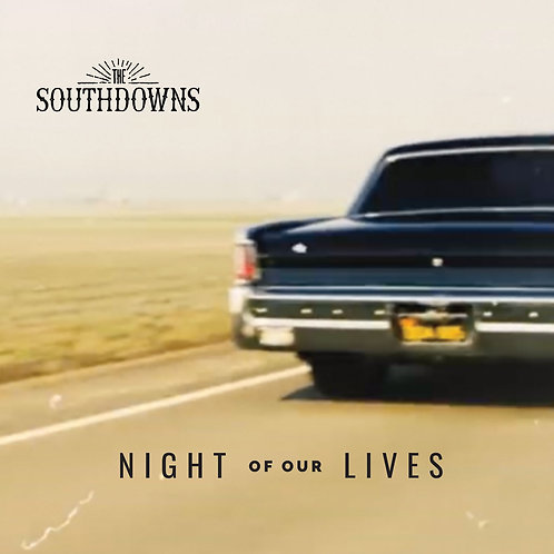 Night Of Our Lives EP - Physical CD