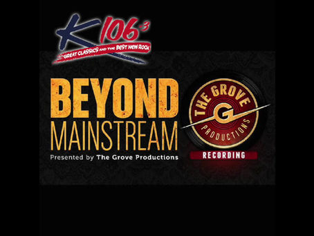 """Listen to the Archived Episode of """"Beyond Mainstream"""" featuring The Southdowns, on K106.3FM!"""