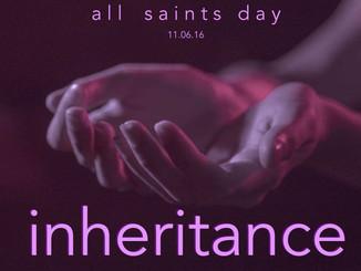 sermon: inheritance