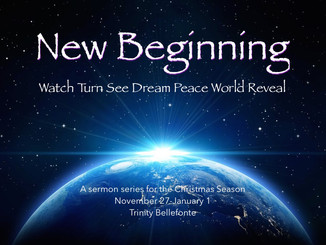New Beginning: Peace (Part 5)