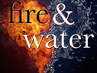 Fire & Water: The Baptism of Our Lord